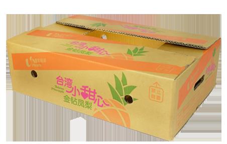 外銷鳳梨箱