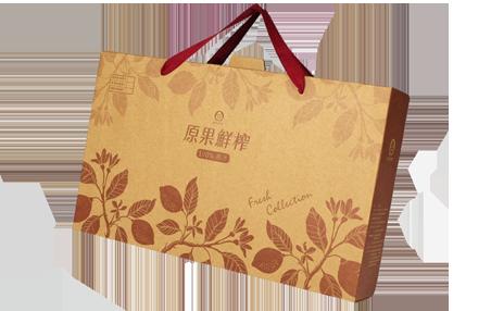 瓦愣提袋禮盒