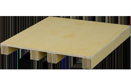 超耐重兩面插入紙棧板