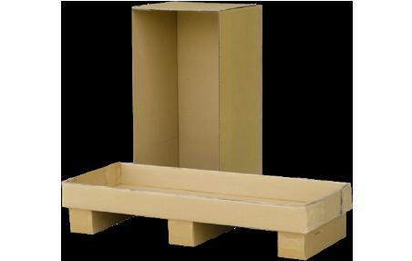 小型重包裝含紙棧板
