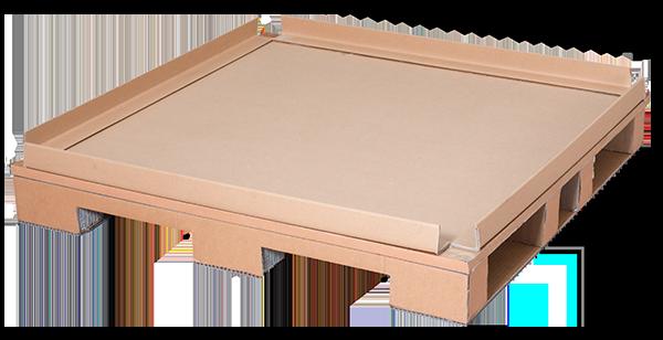 超耐重二面插入紙棧板